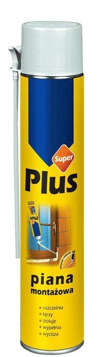 PIANKA WĘŻYKOWA SUPER PLUS 500ML